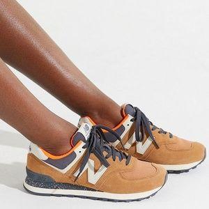New Balance 574 Sneaker UK4/US 5.5 Wos